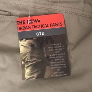 Pants - Tactical Pants